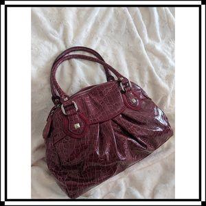 Like New!! WHBM Dynasty Croco Bag, barely used